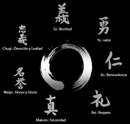 7-principios-del-bushido
